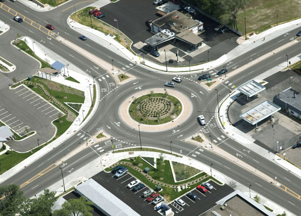 Freivalds: Now, here's where Dubuque could use a roundabout